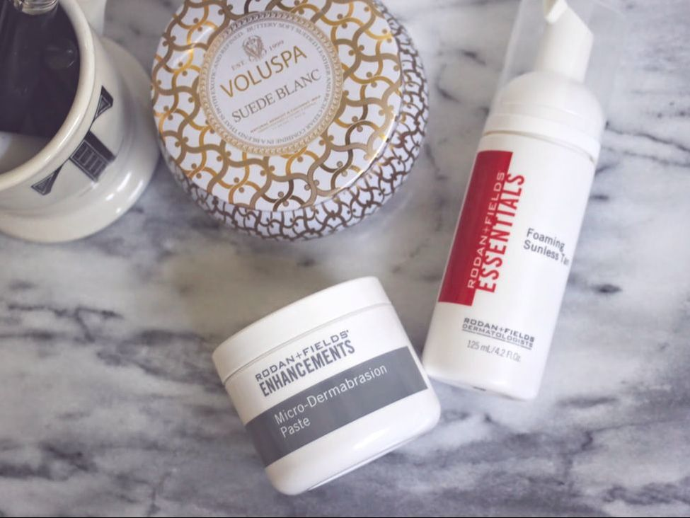 Rodan and Fields, Microdermabrasion Paste