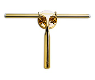 Gold Shower Squeegee